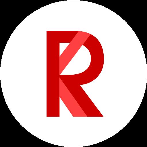 red racket logo